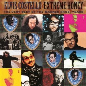 エルヴィス・コステロ/エクストリーム・ハニー:ベスト・オブ・ワーナー・ブラザーズ・イヤーズ<ヨウガクベスト1300 SHM−CD>|ebest-dvd