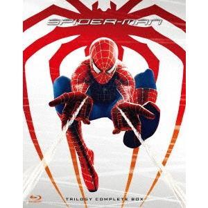 スパイダーマン トリロジー ブルーレイ コンプリートBOX(Blu−ray Disc)|ebest-dvd