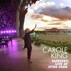 キャロル・キング/つづれおり:ライヴ・イン・ハイド・パーク(完全生産限定盤)(DVD付)|ebest-dvd