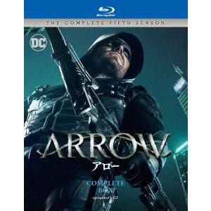 ARROW/アロー<フィフス・シーズン>コンプリート・ボックス(Blu−ray Disc)|ebest-dvd