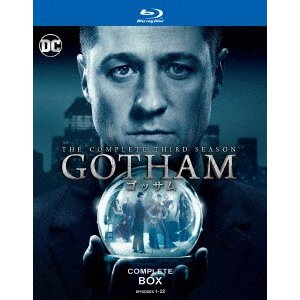 GOTHAM/ゴッサム<サード・シーズン>コンプリート・ボックス(Blu−ray Disc)|ebest-dvd
