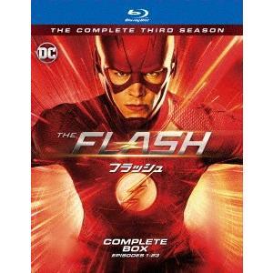 THE FLASH/フラッシュ<サード・シーズン>コンプリート・ボックス(Blu−ray Disc)|ebest-dvd