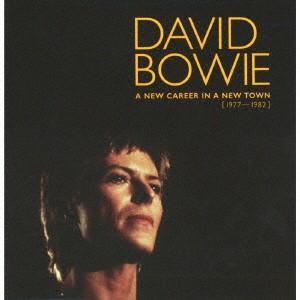 デヴィッド・ボウイ/ア・ニュー・キャリア・イン・ア・ニュー・タウン 1977−1982(完全生産限定盤)|ebest-dvd