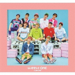 Wanna One/1×1=1(TO BE ONE)−JAPAN EDITION−(Pink Ver.)(DVD付)|ebest-dvd