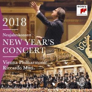 ムーティ/ニューイヤー・コンサート2018|ebest-dvd