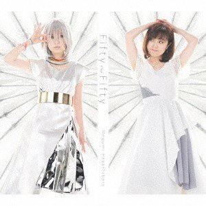 林原めぐみ/Fifty〜Fifty(初回限定盤)(Blu−ray Disc付)|ebest-dvd