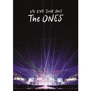 V6/LIVE TOUR 2017 The ONES(Blu−ray Disc)