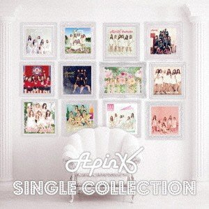 Apink/APINK SINGLE COLLECTION(初回生産限定盤)(Blu−ray Disc付)|ebest-dvd