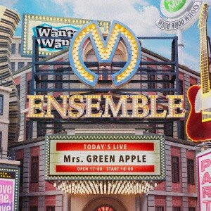Mrs.GREEN APPLE/ENSEMBLE(通常盤) ebest-dvd