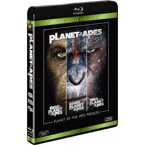 猿の惑星 プリクエル ブルーレイコレクション(Blu−ray Disc)|ebest-dvd