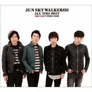 JUN SKY WALKER(S)/ALL TIME BEST〜全部このままで〜1988−2018(初回限定盤)(DVD付)|ebest-dvd