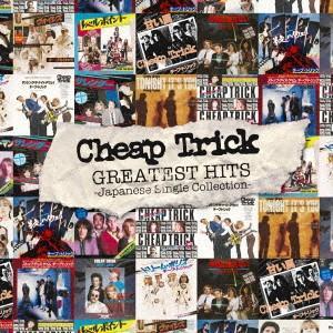 チープ・トリック/グレイテスト・ヒッツ−ジャパニーズ・シングル・コレクション−(DVD付) ebest-dvd
