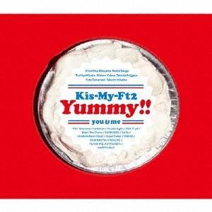 Kis−My−Ft2/Yummy!!(初回盤A)(DVD付)|ebest-dvd