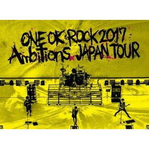 "ONE OK ROCK/ONE OK ROCK 2017 ""Ambitions"" JAPAN TOUR(Blu−ray Disc)