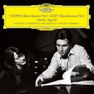 アルゲリッチ/ショパン&リスト:ピアノ協奏曲第1番