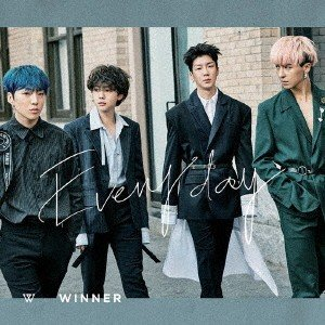 WINNER/EVERYD4Y −KR EDITION−(DVD付)|ebest-dvd