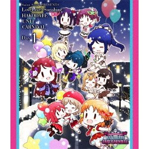 【Blu-ray】Saint Snow/CYaRon!/AZALEA/Guilty Kiss(セイン...