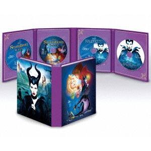眠れる森の美女&マレフィセント MovieNEXコレクション ブルーレイ+DVDセット|ebest-dvd