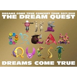 DREAMS COME TRUE/DREAMS COME TRUE CONCERT TOUR 2017/2018−THE DREAM QUEST−|ebest-dvd