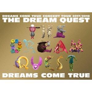 DREAMS COME TRUE/DREAMS COME TRUE CONCERT TOUR 2017/2018−THE DREAM QUEST−(B|ebest-dvd