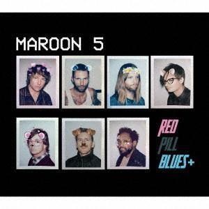 マルーン5/レッド・ピル・ブルース・プラス|イーベストCD・DVD館