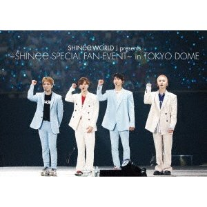 SHINee/SHINee WORLD J presents〜SHINee Special Fan Event〜in TOKYO DOME|ebest-dvd
