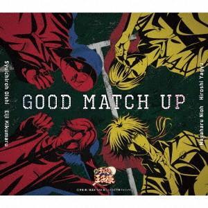大石秀一郎 菊丸英二&仁王雅治 柳生比呂士/GOOD MATCH UP  CD