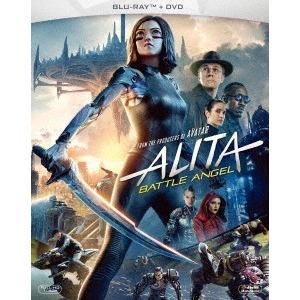 アリータ:バトル・エンジェル ブルーレイ&DVD