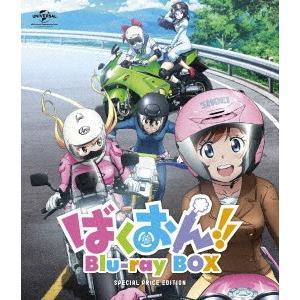 【Blu-ray】ばくおん!!(バクオン!!)/発売日:2019/08/19/GNXA-1788//...