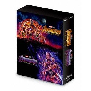 アベンジャーズ/エンドゲーム&インフィニティ・ウォー MovieNEXセット ブルーレイ+DVD(数量限定)