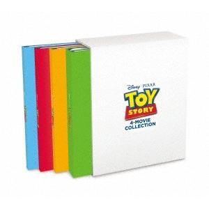 トイ・ストーリー:4ムービー・コレクション(数量限定商品)(Blu−ray Disc)