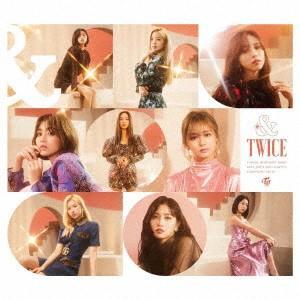 TWICE/&TWICE(初回生産限定盤B)(DVD付)