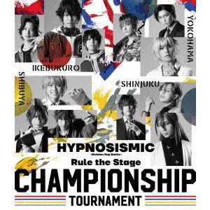 『ヒプノシスマイク−Division Rap Battle−』Rule the Stage −Championship Tournament−(Blu イーベストCD・DVD館