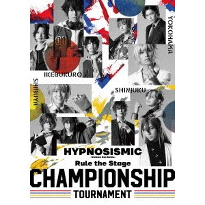 『ヒプノシスマイク−Division Rap Battle−』Rule the Stage −Championship Tournament−|イーベストCD・DVD館
