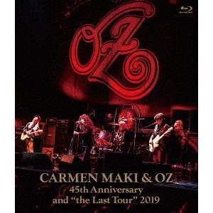 "カルメン・マキ&OZ/カルメン・マキ&OZ 45th Anniversary and ""the Last Tour"" 2019(Blu−ray Dis|イーベストCD・DVD館"