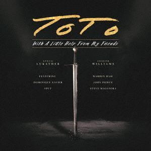 TOTO/ウィズ・ア・リトル・ヘルプ・フロム・マイ・フレンズ(DVD付)|イーベストCD・DVD館
