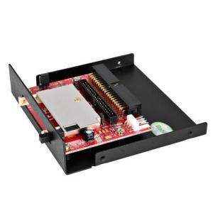 StarTech 35BAYCF2IDE 3.5インチベイ設置型CFカード-IDE変換アダプタ|ebest