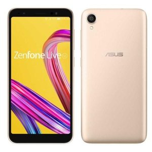 ASUS ZenFone Live(L1) (シマーゴールド) 2GB/32GB SIMフリー ZA550KL-GD32 ebest