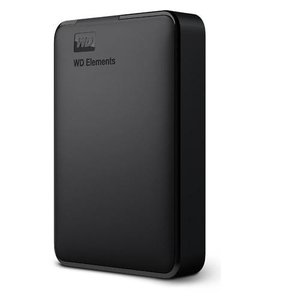 WesternDigital WDBU6Y0050BBK-JESN WD Elements Port...