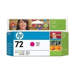 HP C9372A 純正 HP72 インクカートリッジ マゼンタ|ebest