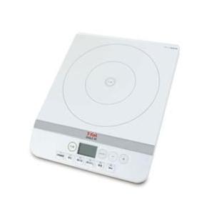 ティファール IH2021JP(ホワイト) 卓上型IH調理器 デイリーIH|ebest