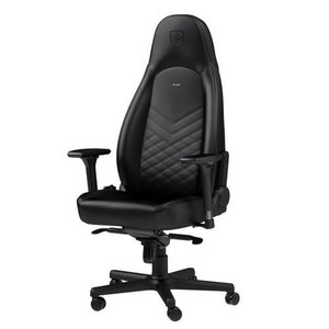 noblechairs NBL-ICN-PU-BLA-SGL(ブラック) noblechairs ICON|ebest