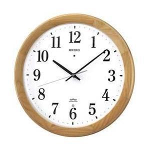 セイコー KX311B 電波掛け時計の商品画像