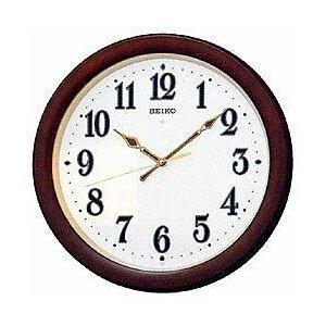 SEIKO KX338B 電波掛け時計