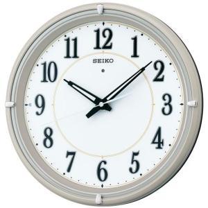 SEIKO KX393G 電波掛け時計