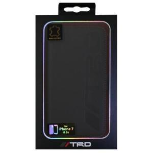 エアーズジャパン TRD-P7 B2 iPhone8/7/6s用 本革手帳型カバー 横開きタイプ|ebest