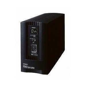 オムロン BY35S 常時商用正弦波 350VA/210W 据置型|ebest