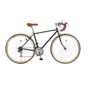 レイチェル RD-7021R 700Cクラシカルロードバイク シマノ21段変速ネイビーブルー|ebest