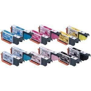 カラークリエーション CCE-IC70LW-6P IC6CL70L互換6色パック 交換用インクタンク付|ebest