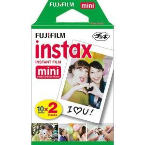 富士フイルム instax mini WW2 チェキ用フィルム 2パック 10枚入×2|ebest